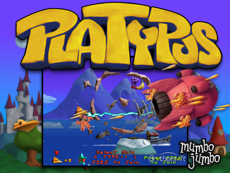 AND PLAY PLATYPUS!
