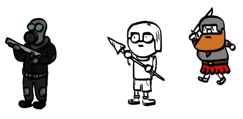 whos nedroid I copied no one ya hear