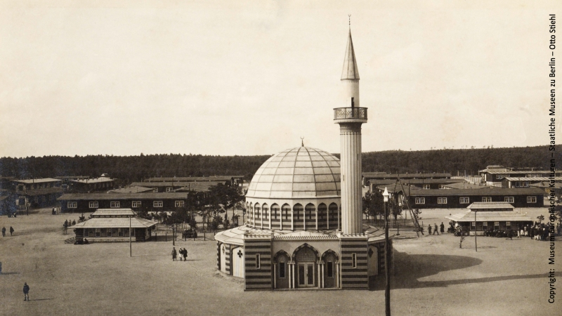 Halbmondlager, Germany's First Mosque.
